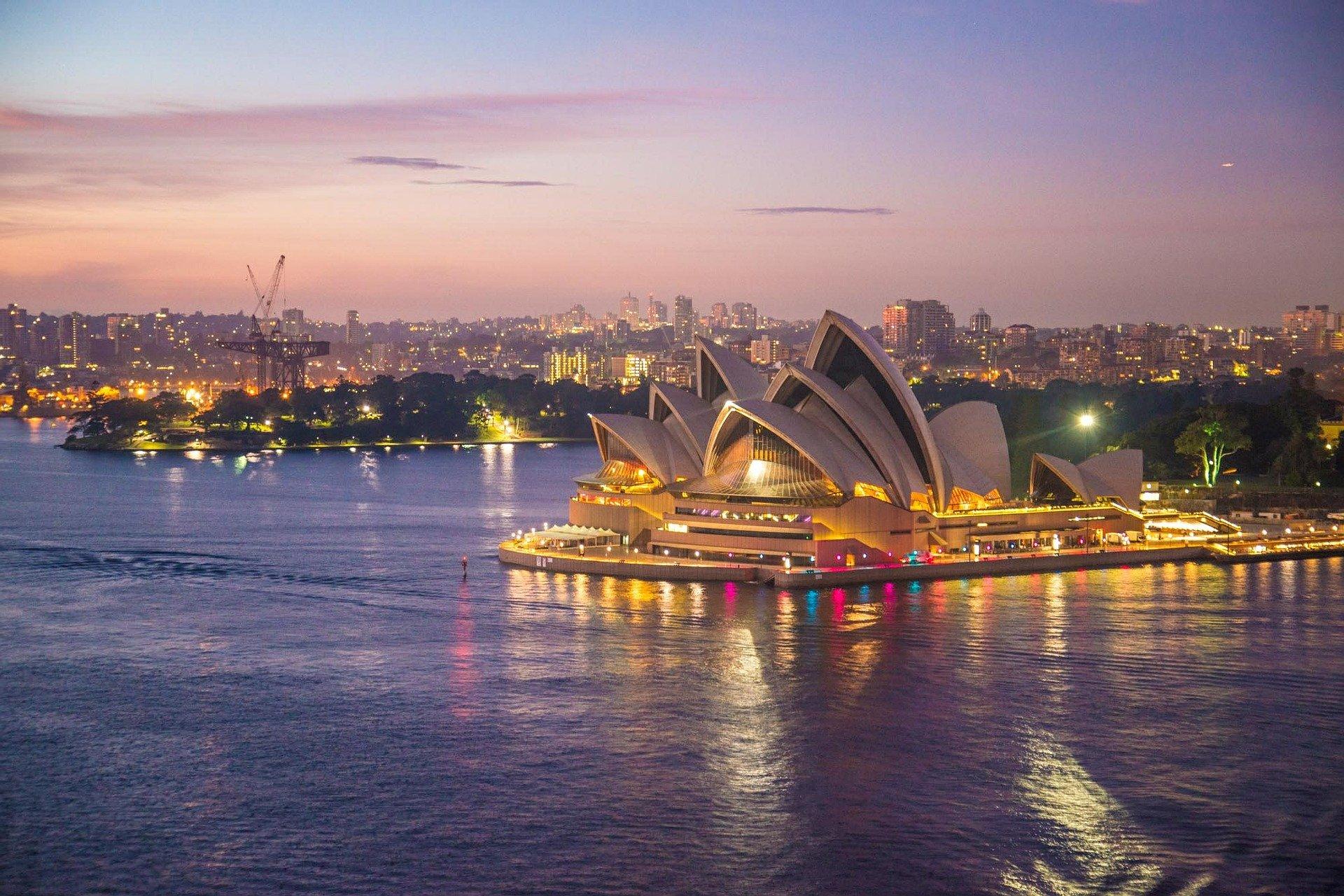 Dwa tygodnie w Australii – z Sydney do Melbourne