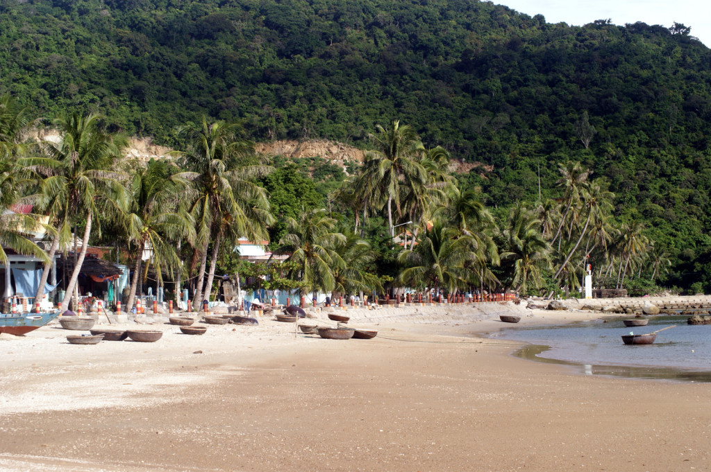 Wietnam - Cham Islands