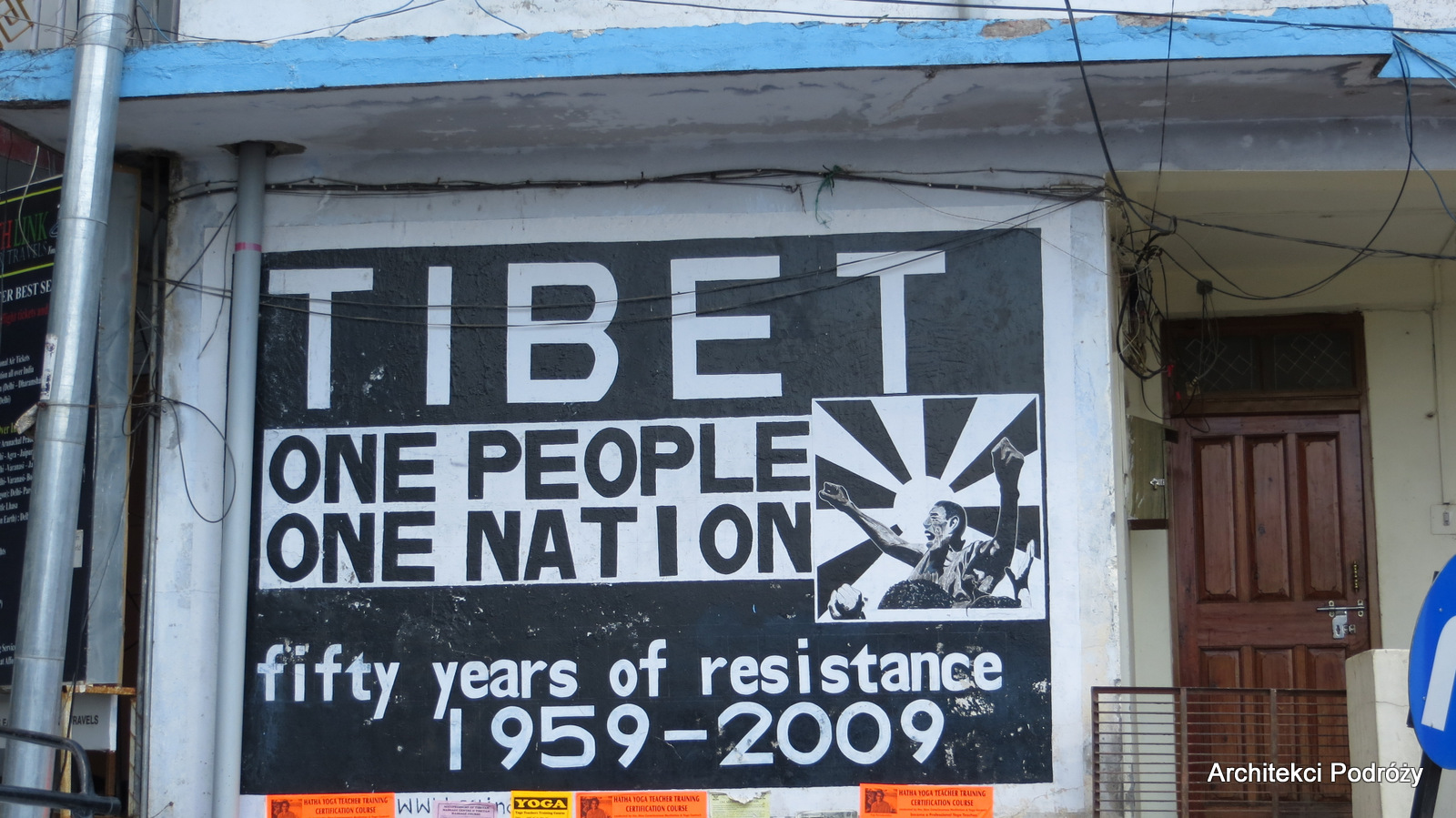 Dharamsala - Wolny Tybet
