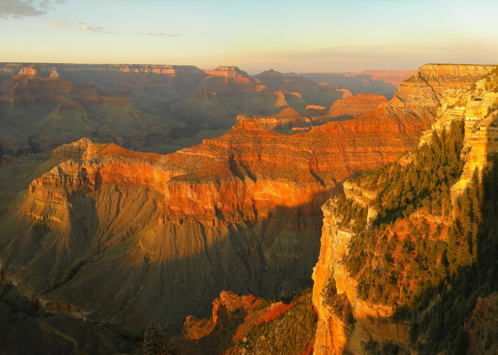 Wielki Kanion - South Rim