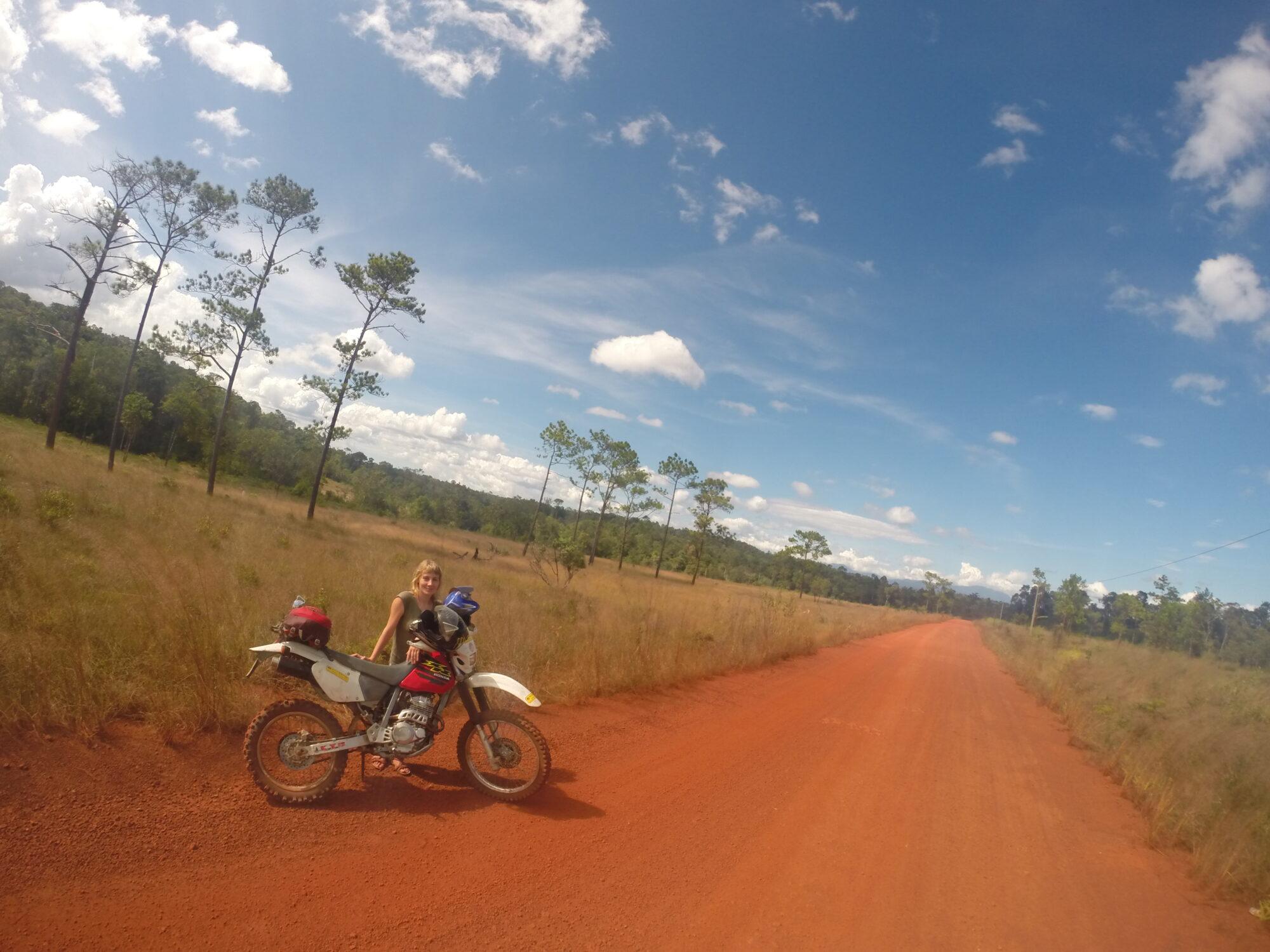 Motocyklem po Kambodży – impresje