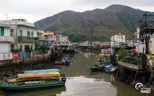 Wioska Tai - O na Lantau