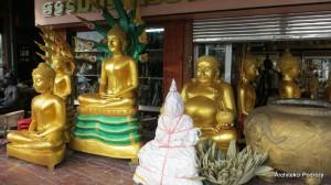Bangkok - sklep ze dewocjonaliami