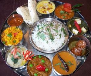 Indie - kuchnia