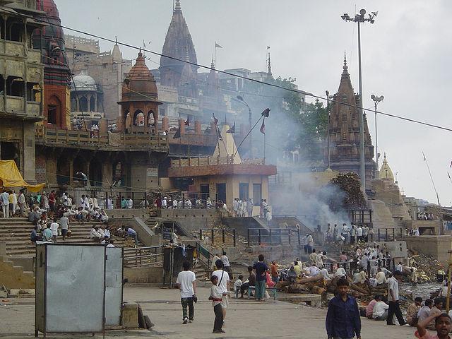 Indie: po śmierci