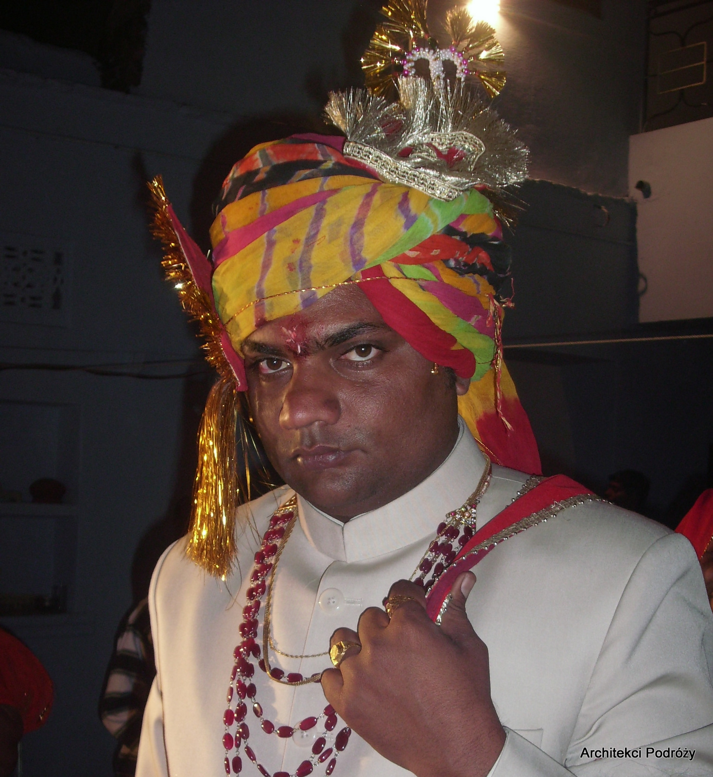 O Indyjskich Małżeństwach Architekci Podróży