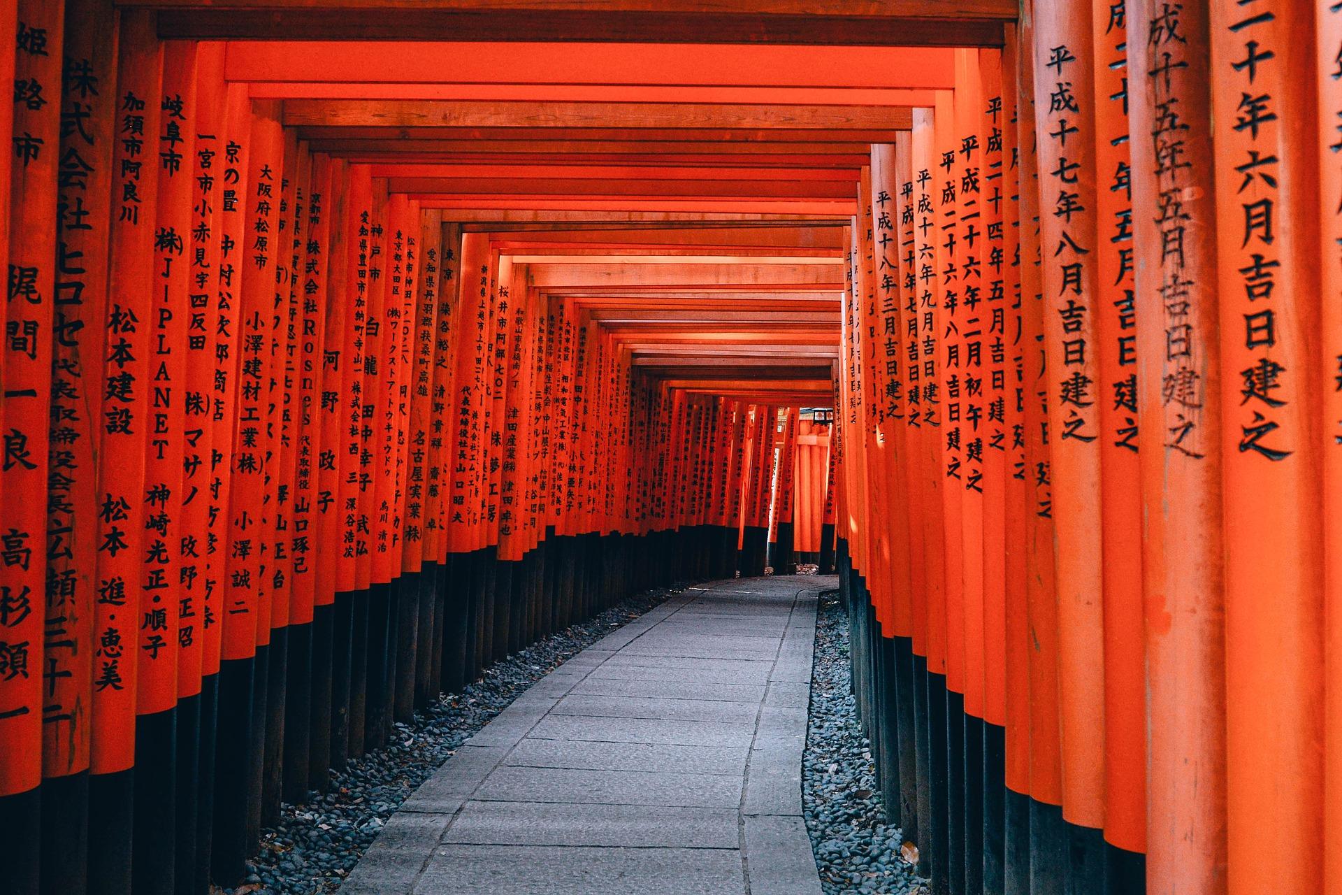 Japonia w trzy tygodnie