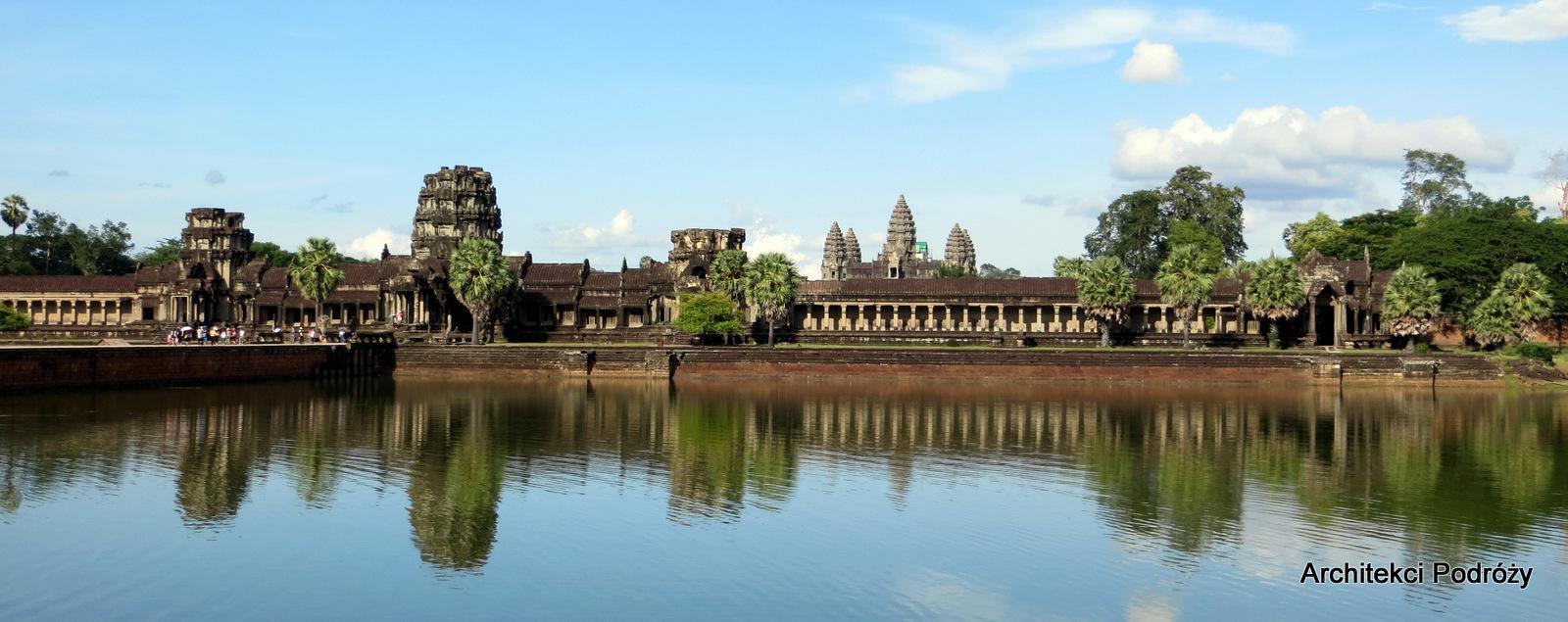 Kambodża - Angkor Wat