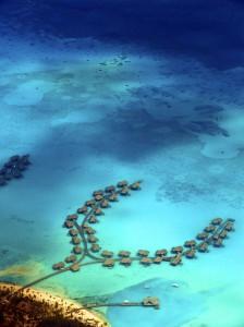 Resort na Bora Bora