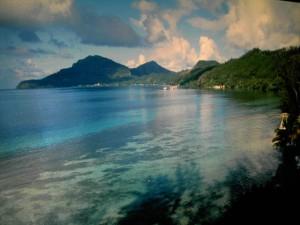 Polinezja Francuska - Mangravera