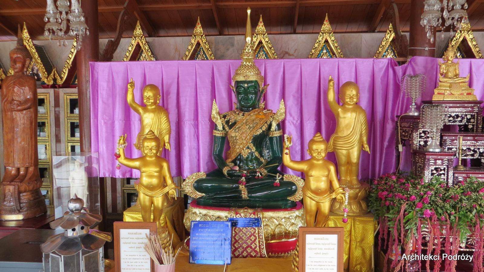 Tajska religijność