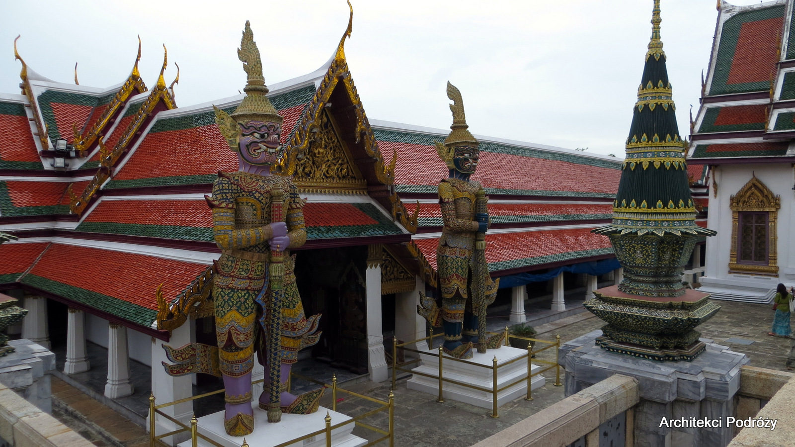 Tajlandia - Bangkok - Grand Palace