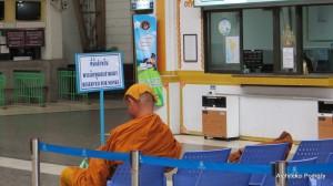 Tajlandia - Buddyjski mnich