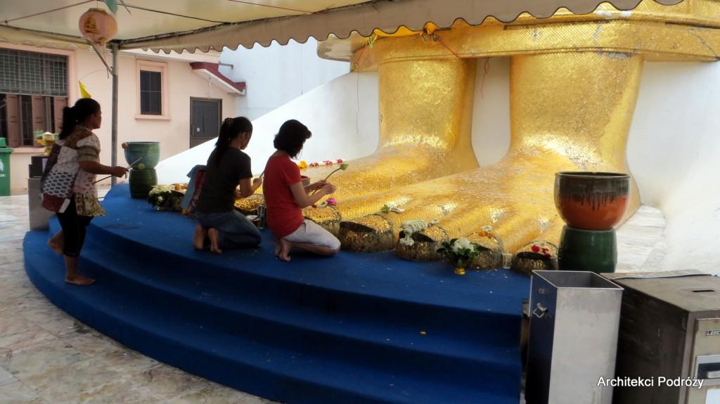 Tajlandia - Wielki Budda