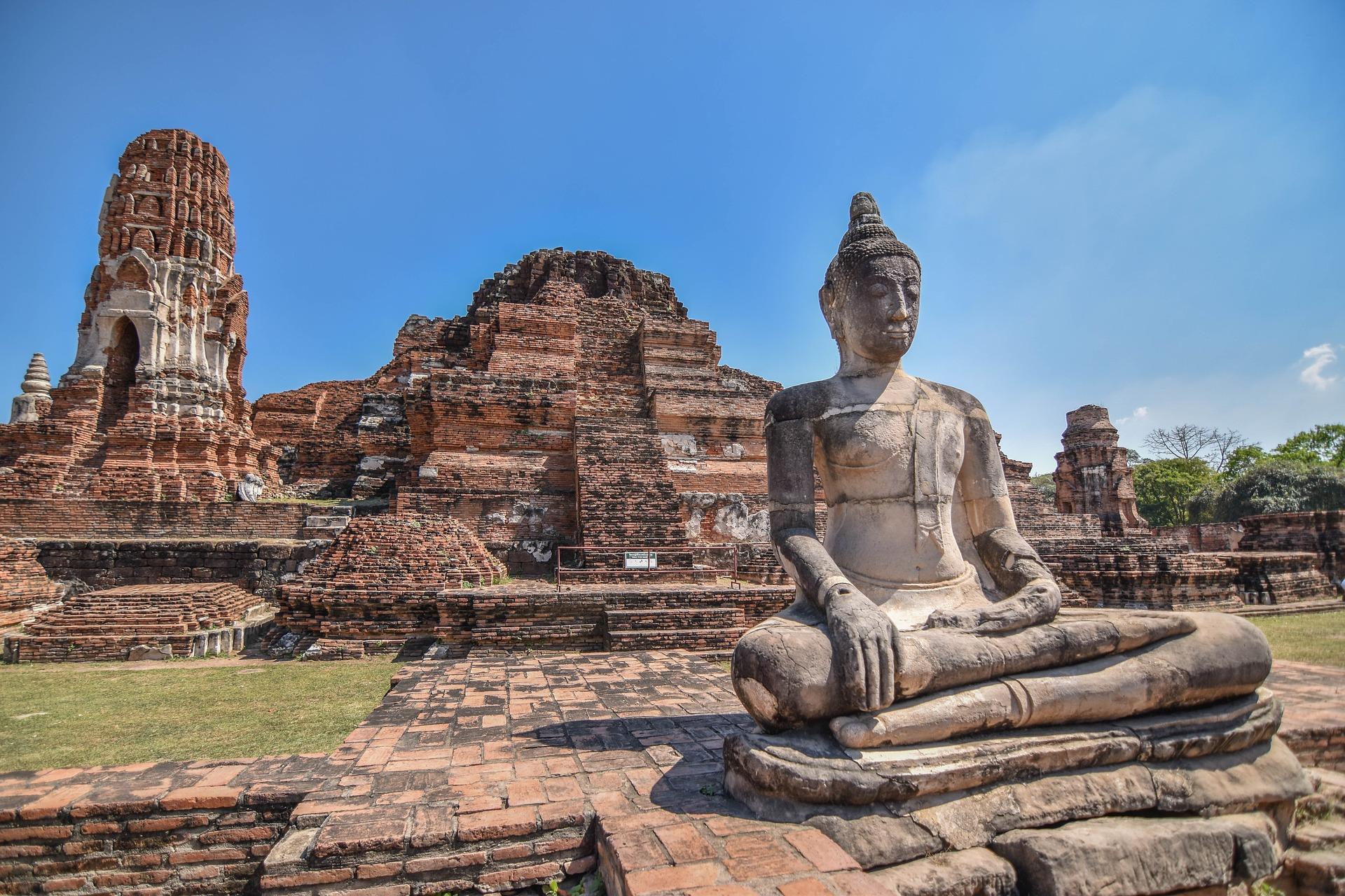 Zwiedzanie Tajlandii: Ayutthaya – dawna stolica Syjamu