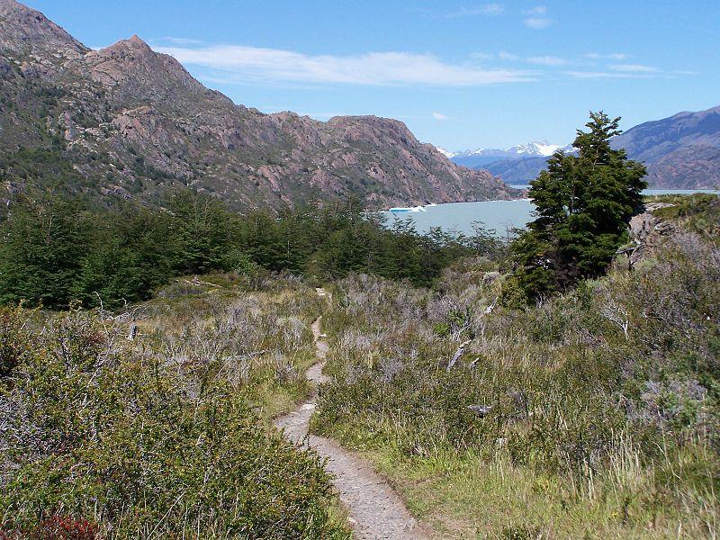 Torres del Paine - szlak trekkingowy