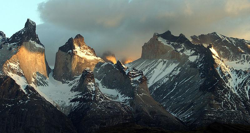Patagonia - Cuernos del Paine