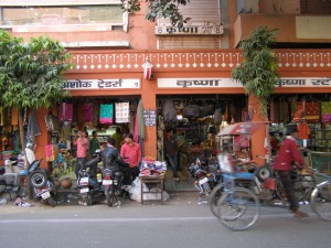 Historyczne centrum Jaipuru
