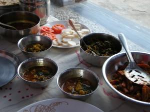 Tradycyjne indyjskie jedzenie