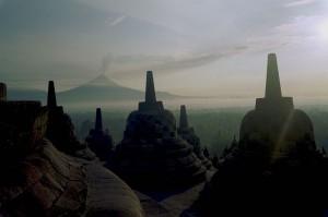 Wyjazd do Indonezji - Borobodur