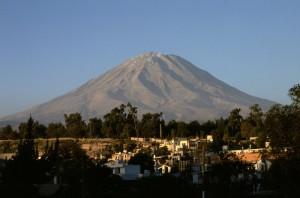 Arequipa - wulkan El Misti