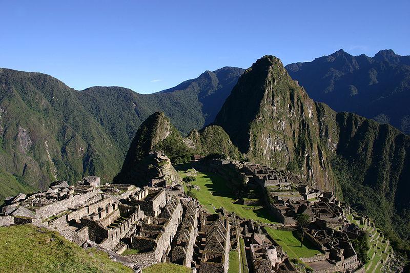Wyjazd do Peru - Machu Picchu