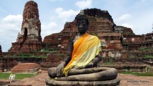 Wyjazd do Tajlandii - Ayutthaya