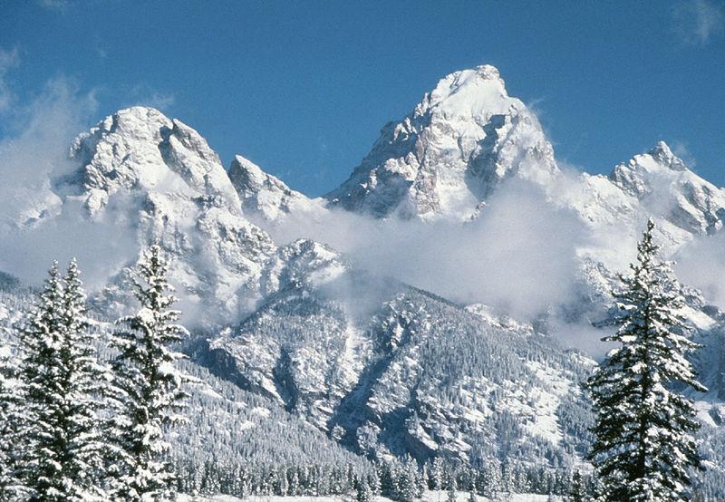 Wyjazd do USA - Góry Skaliste - Grand Teton