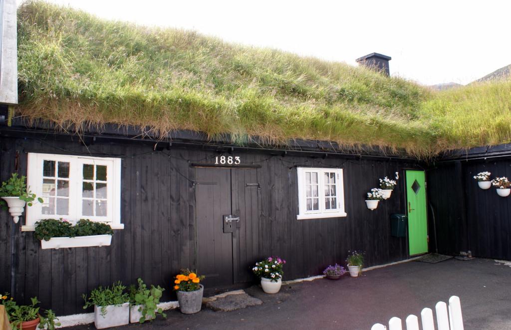 Typowy domek