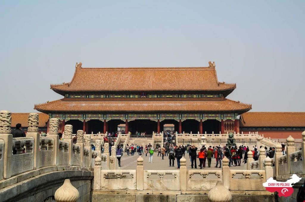 Zakazane Miasto - Pekin