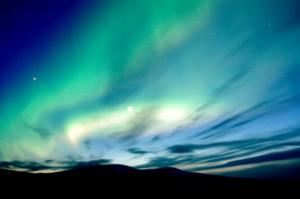 Zorza Polarna w Finlandii - Laponia
