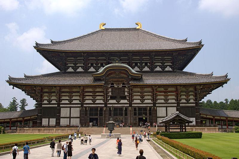 Świątynia Todaiji w Narze