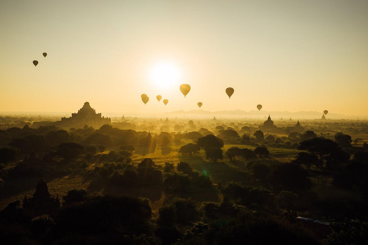 Gdzie wyjechać 2017 Bagan