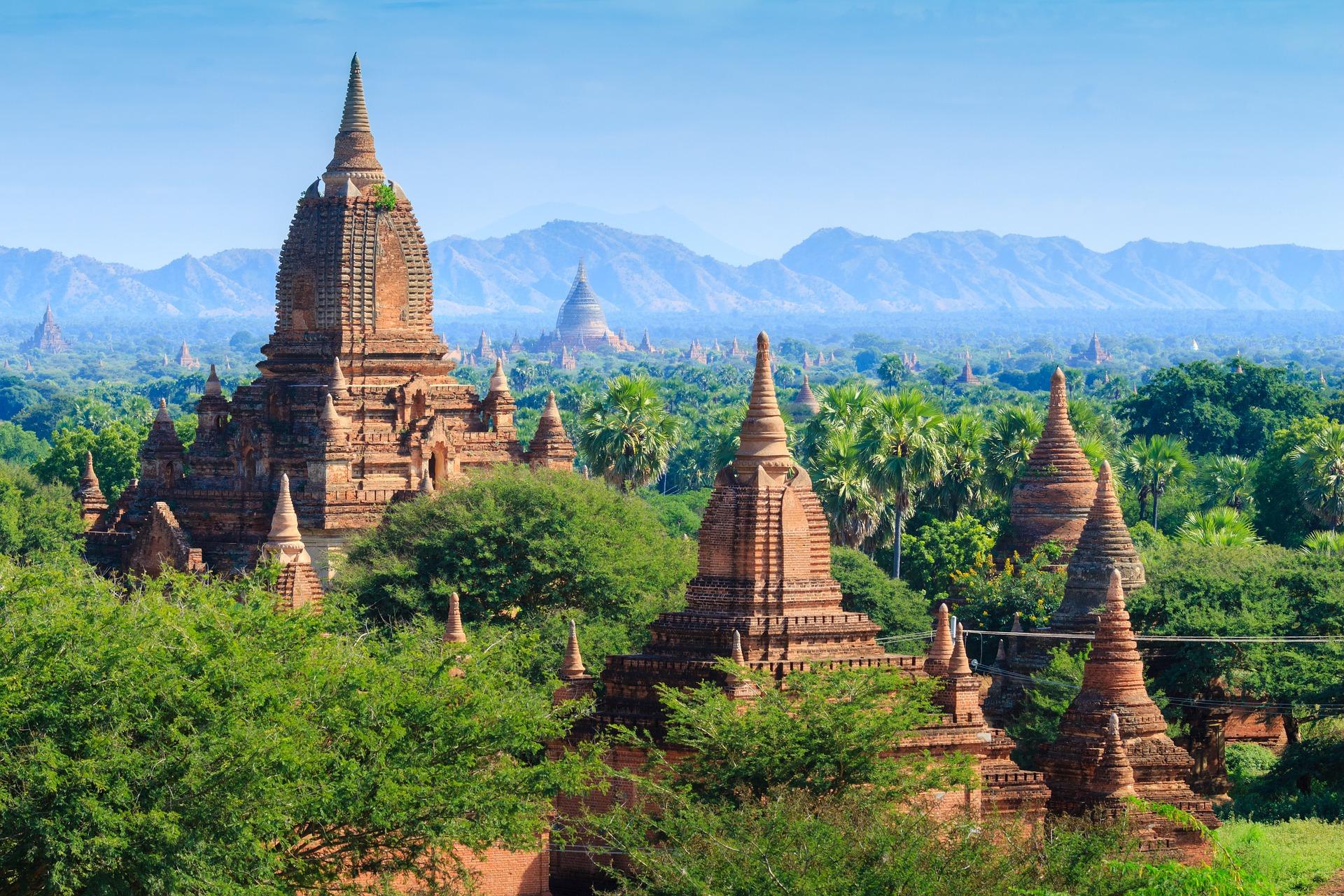 Mjanma (Birma) w dwa tygodnie