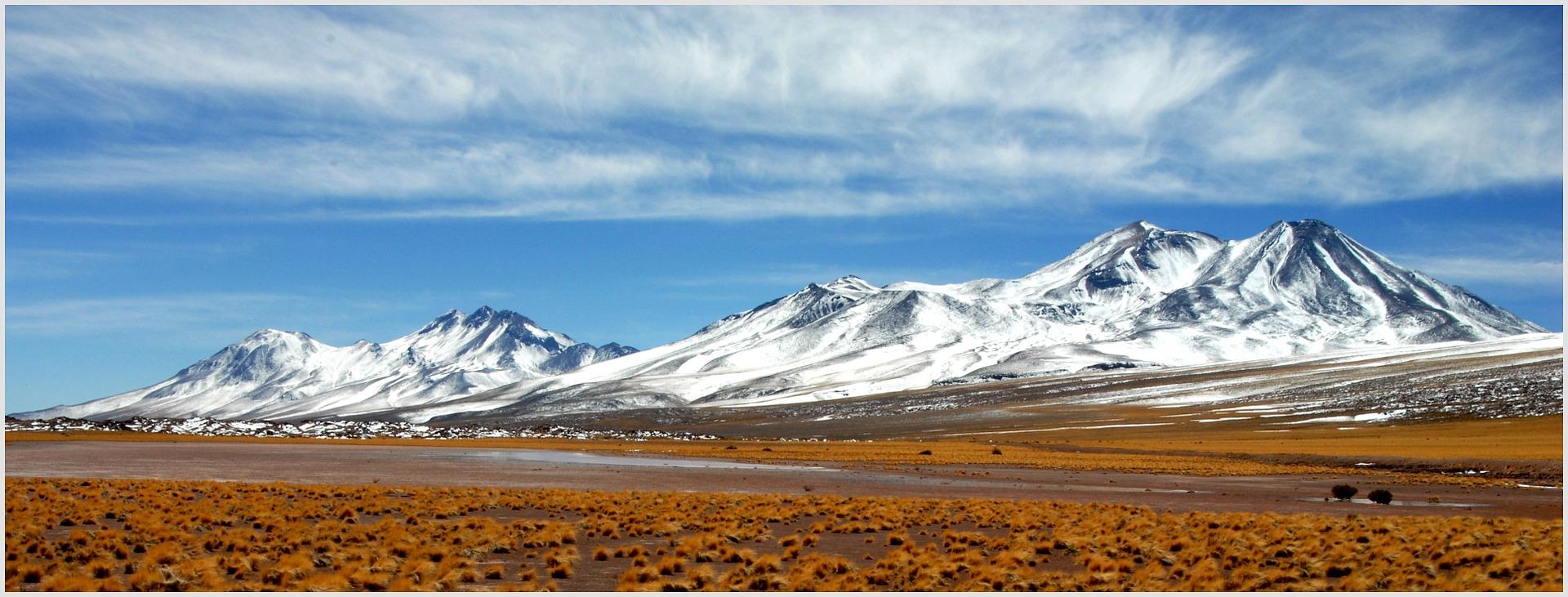 Chile w trzy tygodnie
