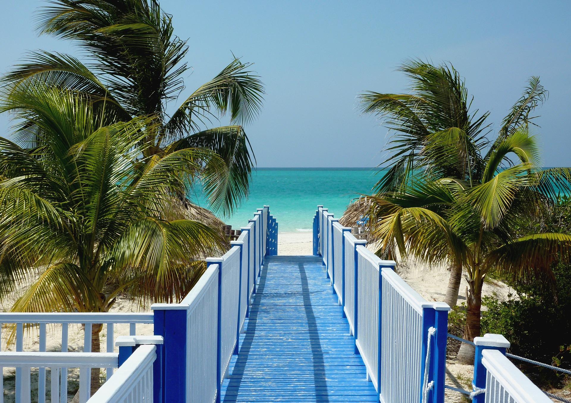 Plaże na Kubie