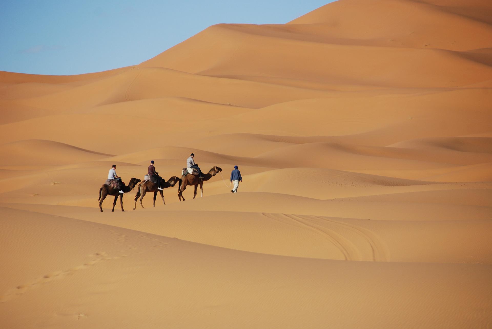 Wyjazd do Maroko
