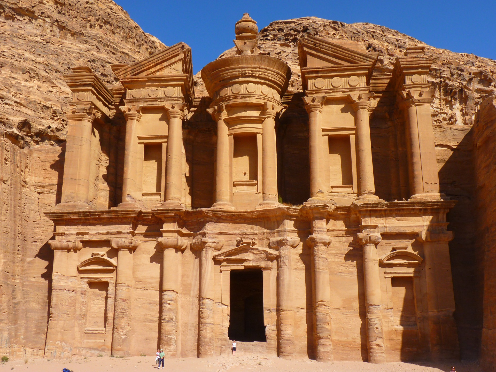 Jordania - Petra