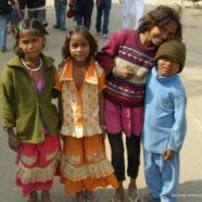 Indyjscy żebracy