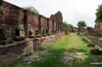 Ayutthaya – ruiny Wat Mahathat
