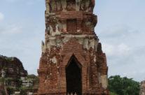 Ayutthaya – stupa