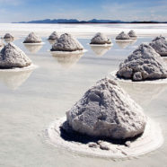 Boliwia – Solne lustro Salar De Uyuni