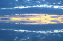 Boliwia – lustro Salar de Uyuni