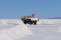 Boliwia – produkcja soli – Salar de Uyuni