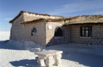 Boliwia – Salar de Uyuni – solny hotel