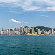 Zwiedzanie Hongkongu