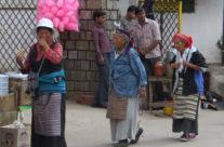 Indie – Dharamsala – Tybetanki