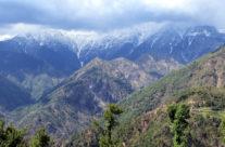 Indie – Dharamsala – góry