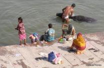 Indie, Varanasi: oczyszczenie
