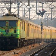 Indie – tam gdzie pociąg staje się domem